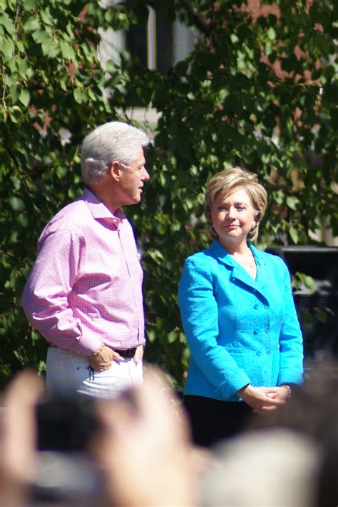 bill and hillary eye move to even richer westchester town clinton cash author says clintons don t care about