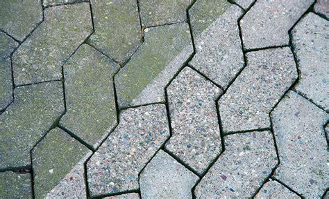 Farbe Pflastersteinen Entfernen by Pflastersteine Streichen Steinterrasse Selbst De
