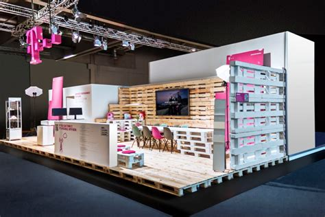 bartle home design and remodeling expo стенд для презентации решений мобильного оператора deutsche telekom от студии