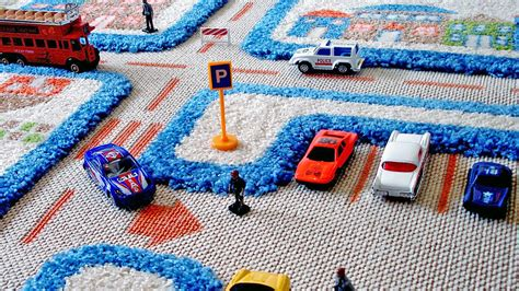 rugs for cers 3d carpet playmats keep wheels cars safely on the road gizmodo australia