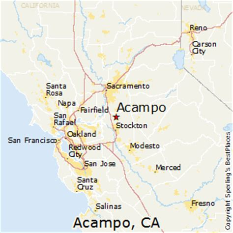 Average Rent Cost best places to live in acampo california