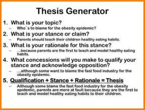 Argument Essay Thesis by 8 Thesis Statement For Argumentative Essay Statement 2017