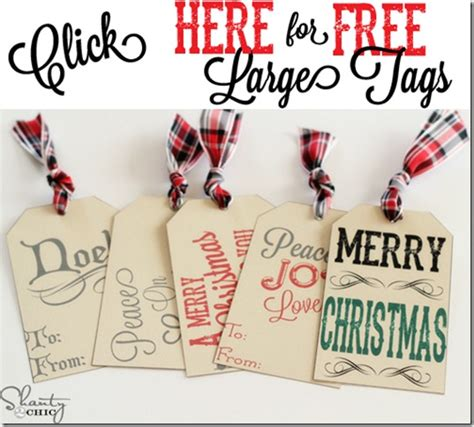 free printables gift tags shanty 2 chic