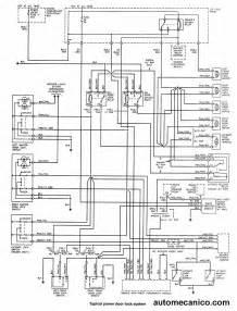 diagramas esquemas electricos taurus mecanica automotriz