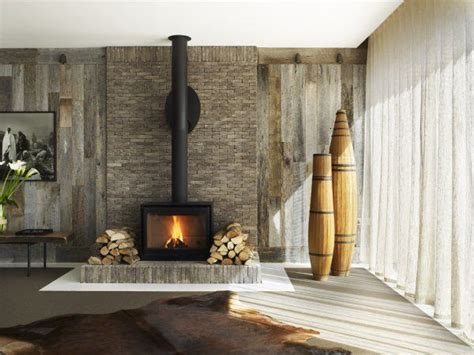 Wood Burning Fireplace Heaters by Best 25 Modern Wood Burning Stoves Ideas On