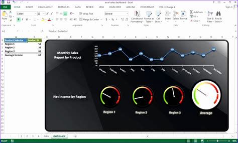 10 Awesome Excel Templates Exceltemplates Exceltemplates Interactive Dashboard Excel Template