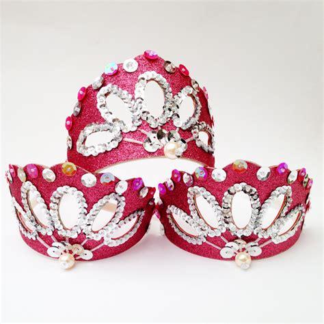 glitter princess crown lulubel