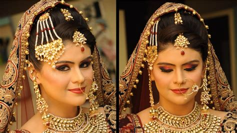 Royal Looks by Wedding Makeup Indian Traditional Royal Look