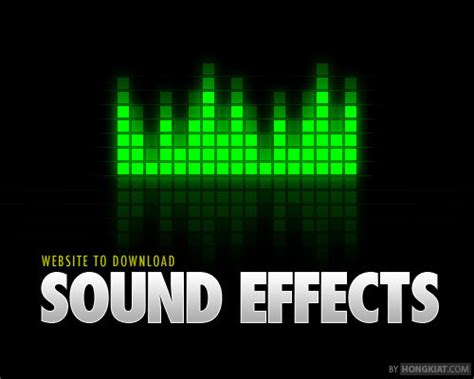 sound effects 55 great websites to free sound effects hongkiat