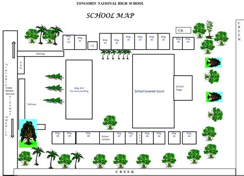 school diagram about us tongohin nhs