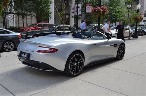 aston martin vanquish convertible for sale 2014 aston martin vanquish convertible stock gc1444 s