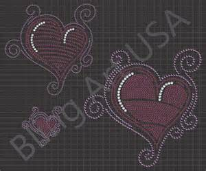 rhinestone templates rhinestone file template pattern bling