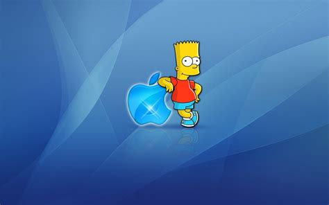 wallpaper for apple cartoons funny mac wallpapers wallpaper cave