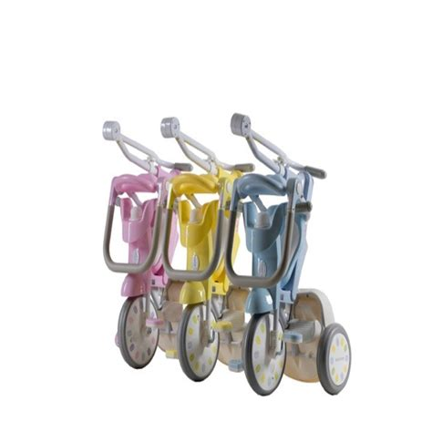 Iimo Macaron Foldable Tricycle Yellow iimo x macaron foldable tricycle trike banana yellow best educational infant toys stores