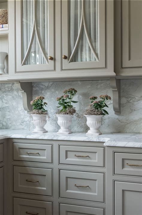 gray green cabinet paint color cottage kitchen benjamin moore gettysburg gray dresser homes waterfront cottage with stylish interiors home bunch