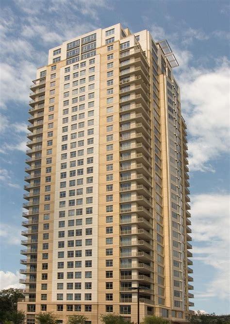 Houston Apartments Uptown Park Montebello Highrise At 1100 Uptown Park Blvd Houston Tx