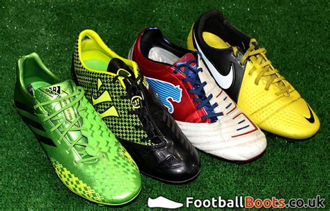 best football shoes for midfielders comparing modern day central midfield boots football boots