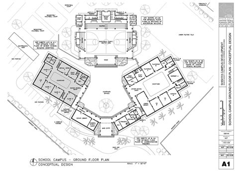 school floor plan maker cus master plan school design for shishya society
