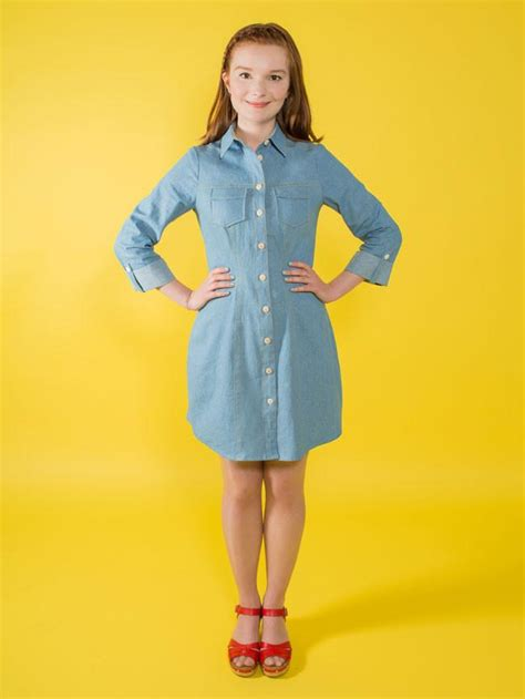 pattern for a shirt dress rosa shirt and shirt dress sewing pattern tilly and the