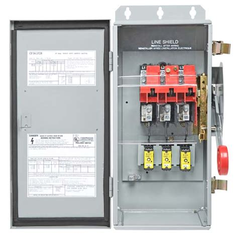 wiring a 30 safety switch fuse box get wiring diagram free