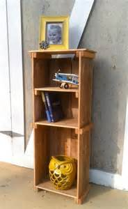 Ready Made Bookshelves by Rustic Bookshelf Out Of Pallets Wood 101 Pallets