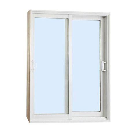 Stanley Doors 60 in. x 80 in. Double Sliding Patio Door