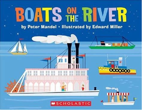 the boat a novel books children s book review boats on the river by mandel