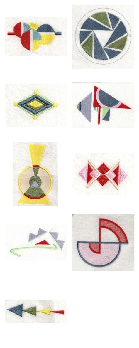 abstract embroidery pattern machine embroidery designs abstract to abstract set