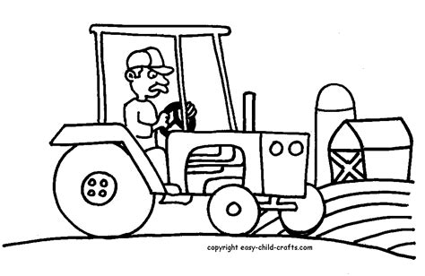 printable coloring pages tractors free tractor coloring pages az coloring pages
