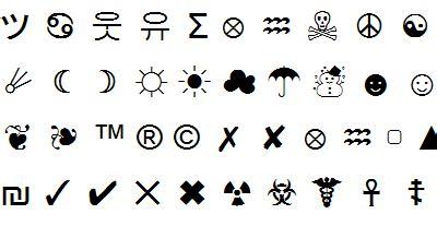imagenes simbolos navideños para facebook simbolos con frases para facebook parte 1 emoticones 2012