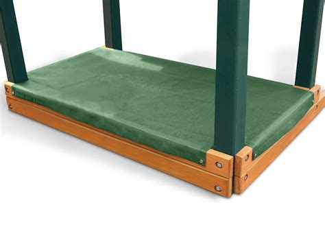 sandbox cover swing set accessories and parts