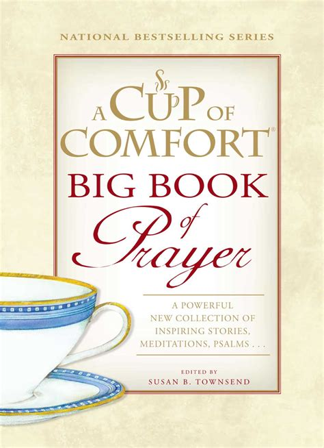 book of comfort a cup of comfort big book of prayer ebook by susan b