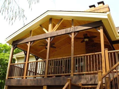 covered porch plans covered deck plans covered deck design plans patio ideas