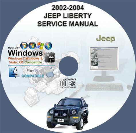 small engine repair manuals free download 2003 jeep wrangler spare parts catalogs jeep liberty 2002 2004 service repair manual on cd 02 03 04 www servicemanualforsale com