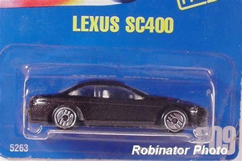 lexus sc400 model cars hobbydb