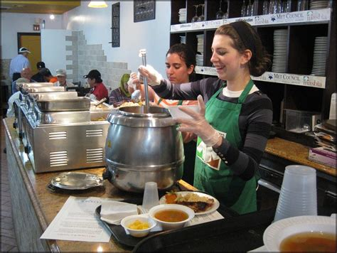 island soup kitchen minute volunteer opportunities for thanksgiving day