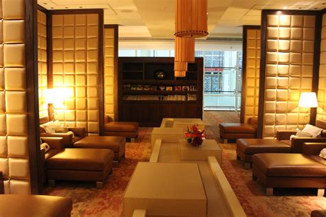 emirates lounge review emirates first class lounge dubai live and let s fly