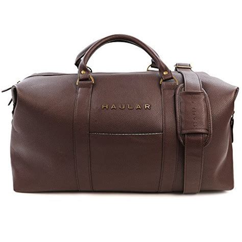 8 Travel Accessories I Cant Resist by Leather Duffle Bags For