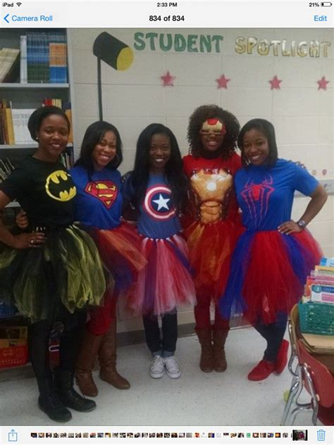 halloween themes for school teacher costumes superheroes with tutus teaching ideas