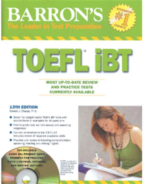 Barron S Toefl Toeic Series