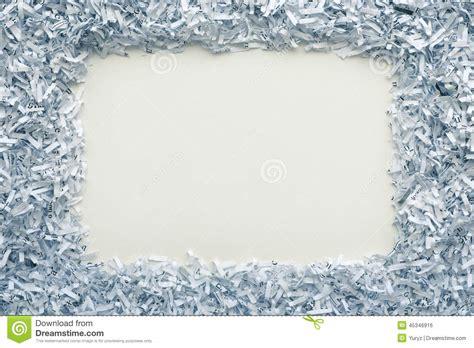 Paper Frame - paper frame stock photo image 45346916