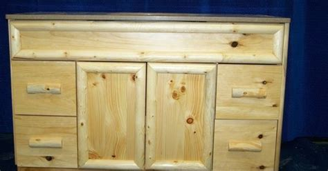 knotty pine bathroom vanity knotty pine rustic bathroom vanity products i love