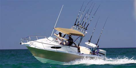 cruise craft 595 outsider review bush n beach fishing mag