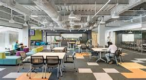 Open Concept Office Floor Plans 9 modern office overhauls for 2016 the original visitor