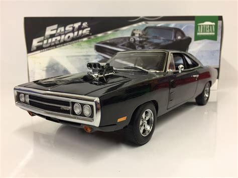 Greenlight 1 43 Dodge Charger The Fast And The Furius 2001 Promo fast and furious doms 1970 dodge charger 1 18 scale