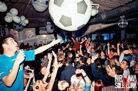 nirvana pavia discoteca bomber tour