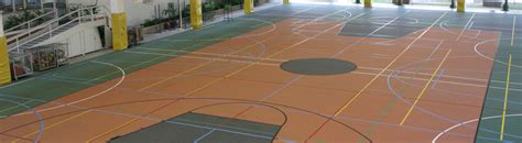Rubber Flooring Thailand by Rephouse Flooring Installation Reference Gallery