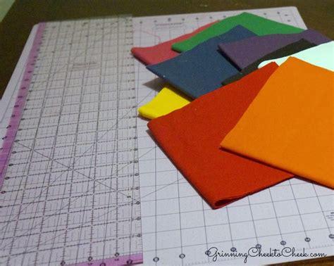 Teaching And Creating With Fiskars Diy Bean Bag Toss Fiskars4kids Cfk Cbias Grinning Cheek Bean Bag Toss Template