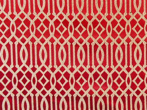 Interior Fabrics by Upholstery Fabric With Graphic Pattern Ryad Dyor By Aldeco