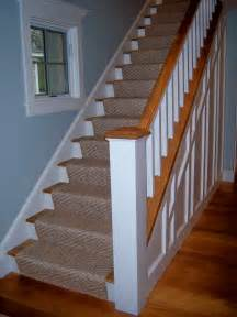 Different Color Carpet On Stairs by Things That Inspire Sisal Stair Runners